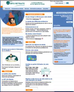 site web info-retraite.fr